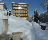Winterskispaß im Gasteintal