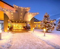 Impressionen von Johannesbad Hotel Palace