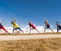 Yogaherbst Gastein - Quelle der Inspiration