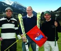 48. Ski & Golf-Competition