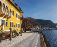 Semesterferien Familien-Skiurlaub in Kärnten am See