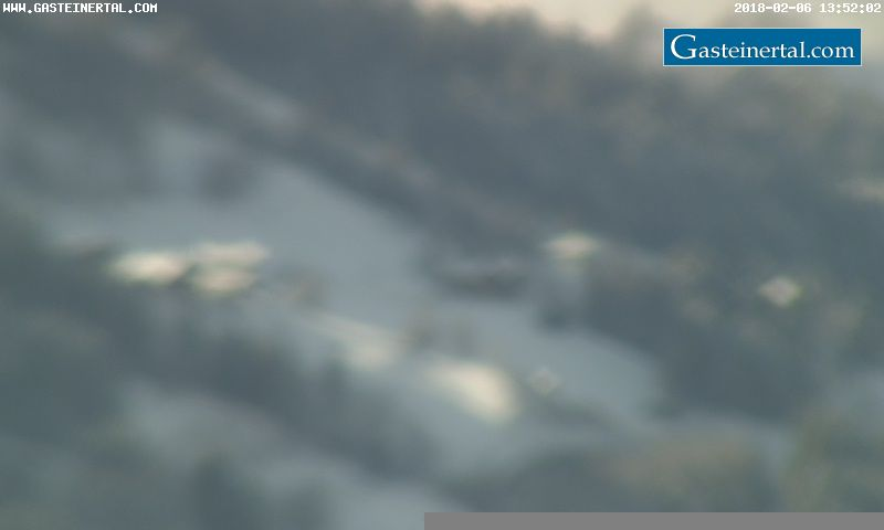 Webcam skyline of Bad Gastein