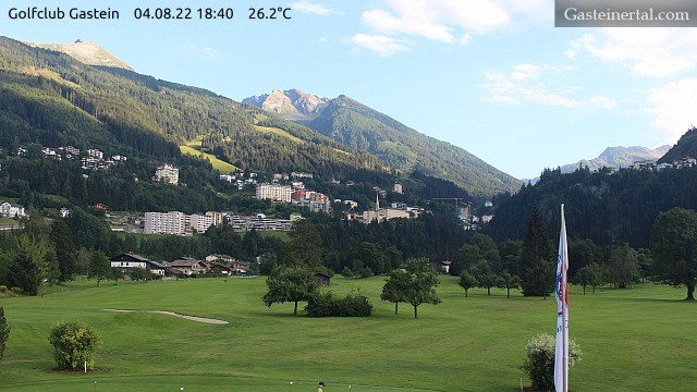 Bad Gastein Webcam